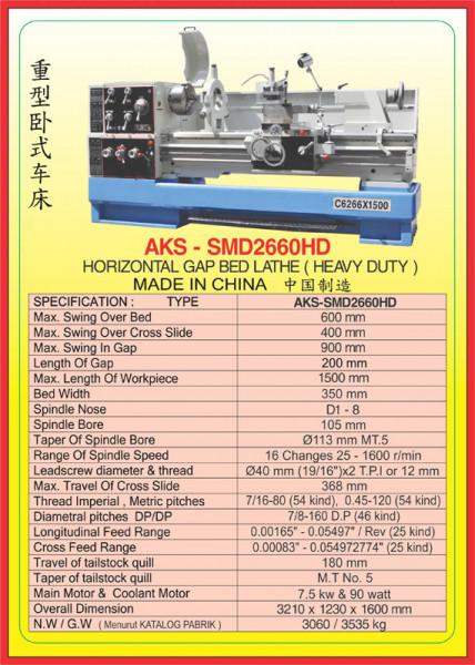 AKS - SMD2660HD