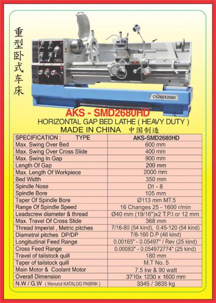 AKS - SMD2668HD