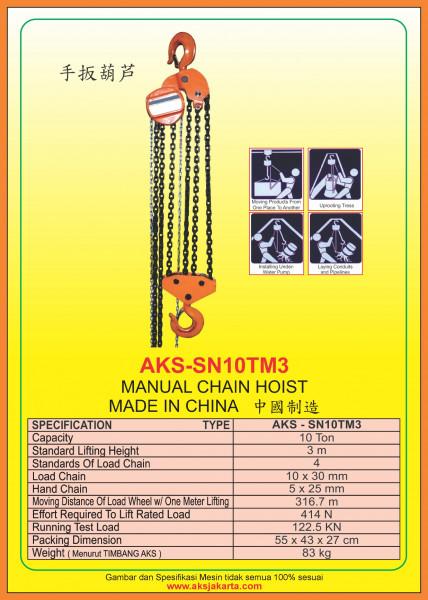 AKS - SN10TM3