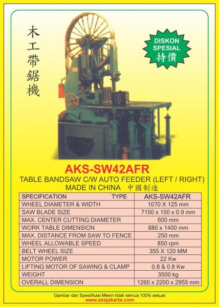 AKS - SW42AFR