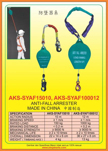 AKS - SYAF15010, AKS - SYAF100012