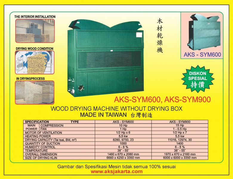 AKS-SYM600, AKS-SYM900