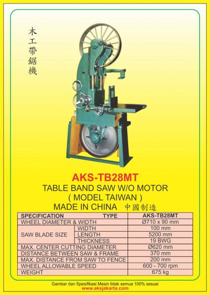 AKS - TB28MT