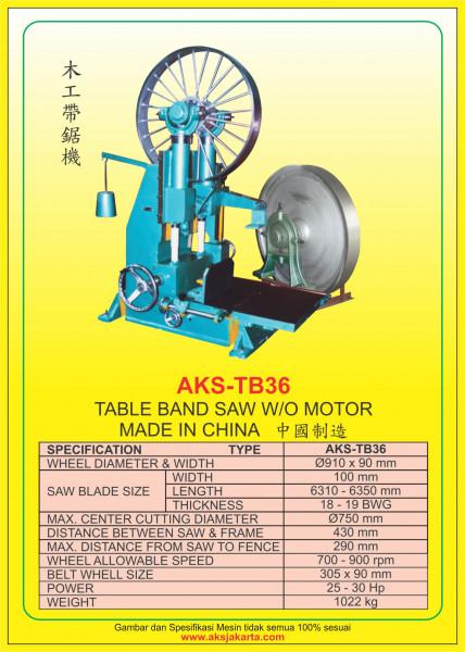 AKS - TB36