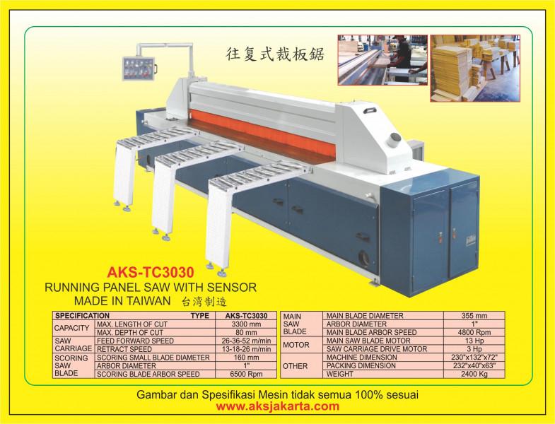 AKS - TC3030