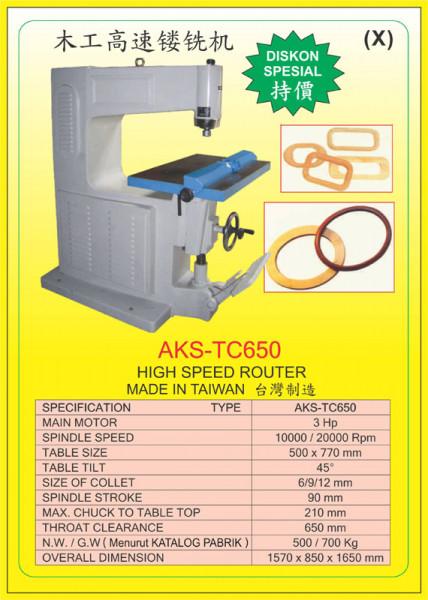 AKS - TC650