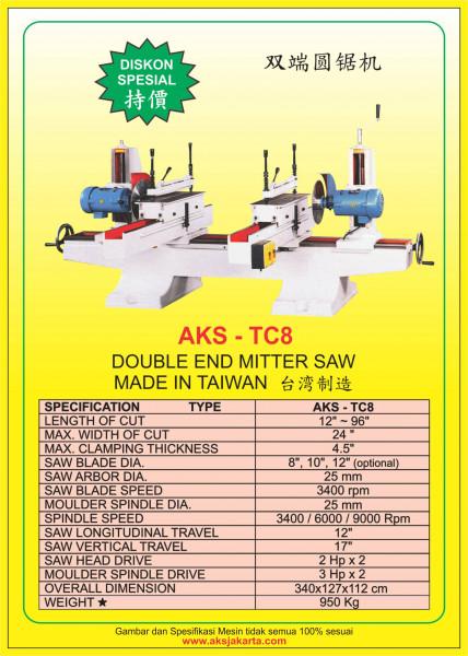 AKS - TC8