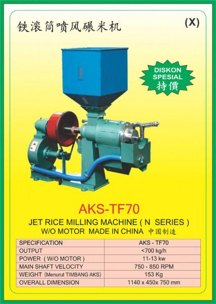 AKS - TF70