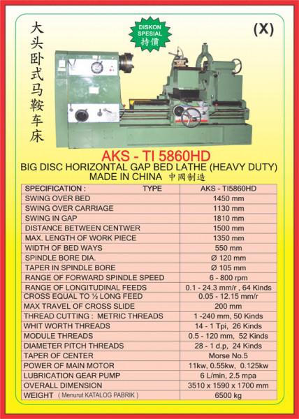 AKS - TI5860HD