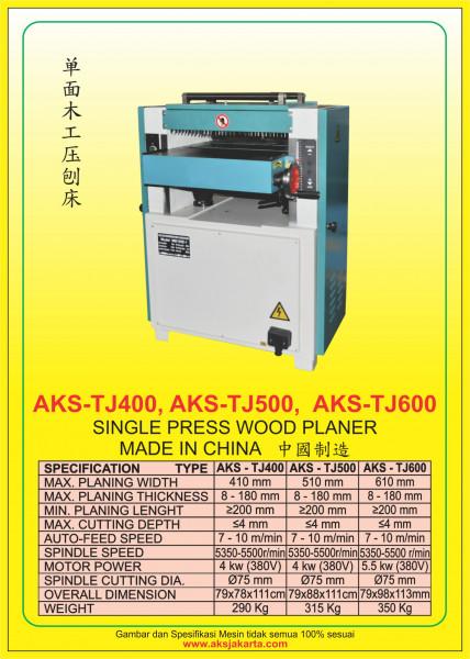 AKS - TJ400, AKS - TJ500, AKS - TJ600