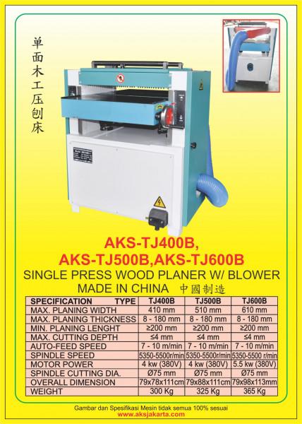 AKS - TJ400B, AKS - TJ500B, AKS - TJ600B