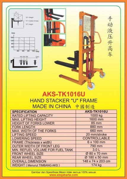 AKS - TK1016U