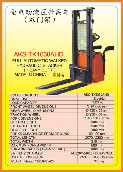 AKS - TK1030AHD