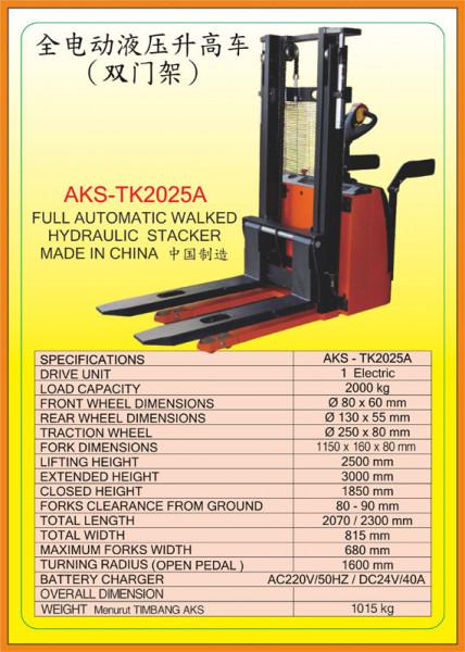 AKS - TK2025A