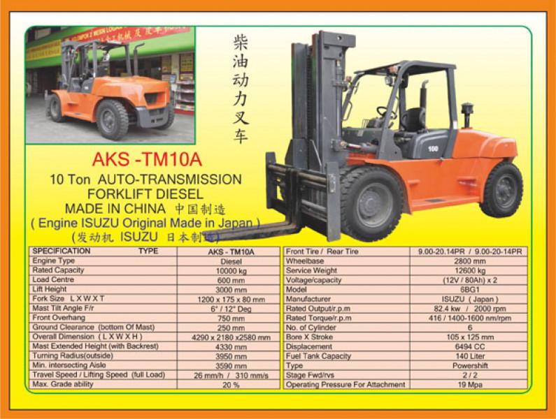 AKS - TM10A