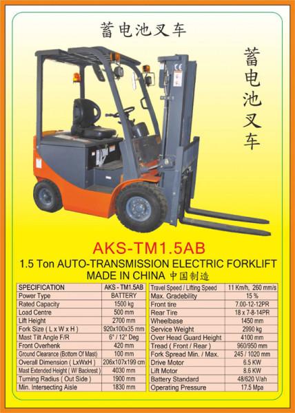 AKS - TM1.5AB