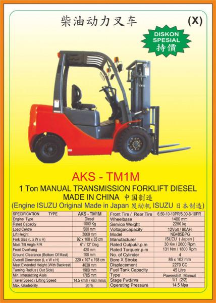 AKS - TM1M