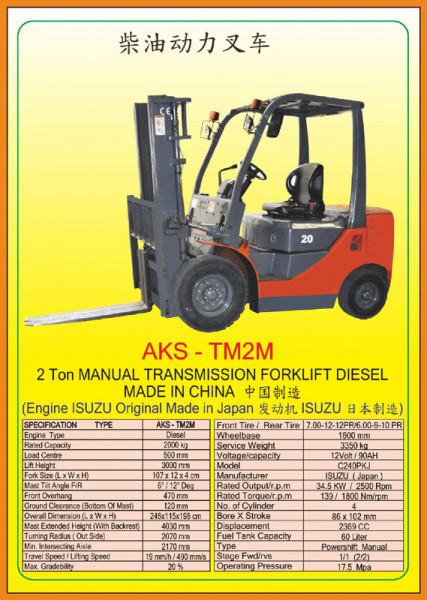 AKS - TM2M
