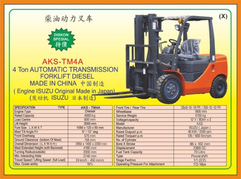 AKS - TM4A