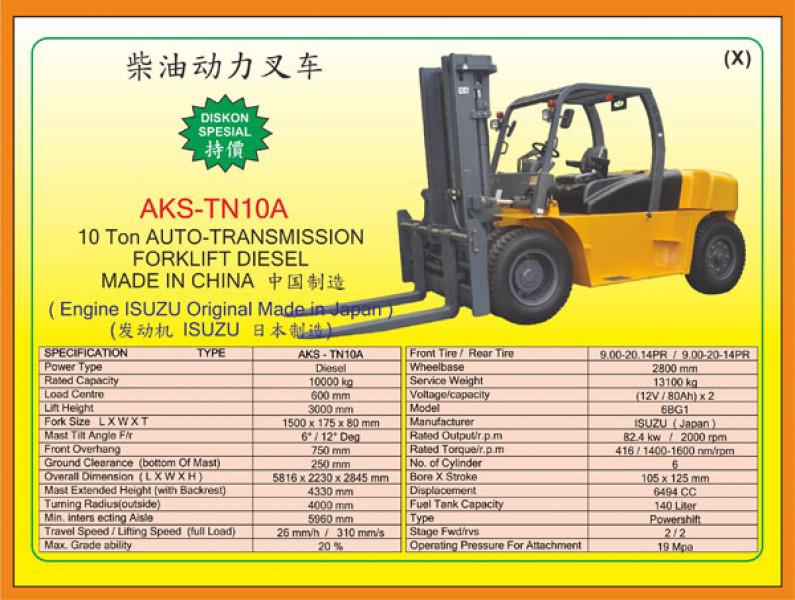 AKS - TN10A
