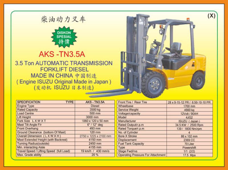 AKS - TN3.5A