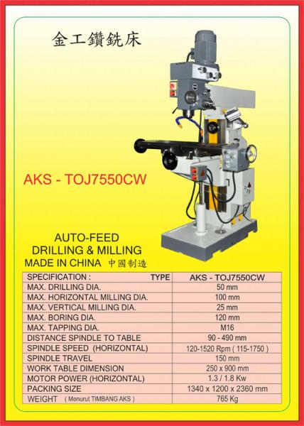 AKS - TOJ7550CW