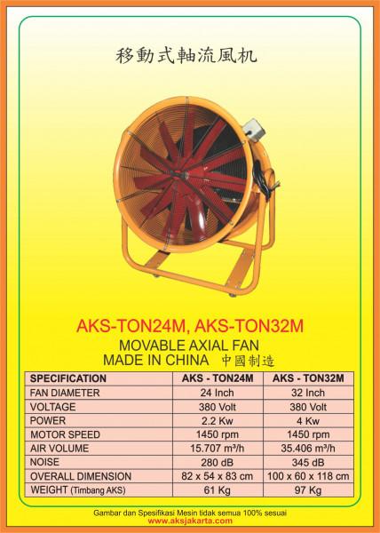 AKS - TON24M, AKS - TON32M