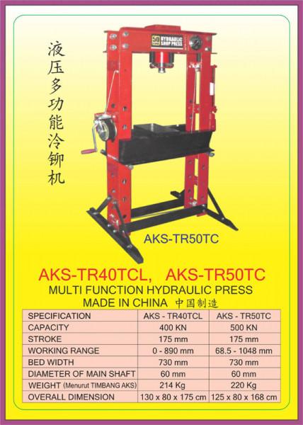 AKS - TR40TCL, AKS - TR50TC