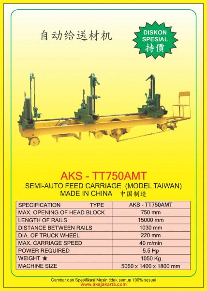 AKS - TT750AMT