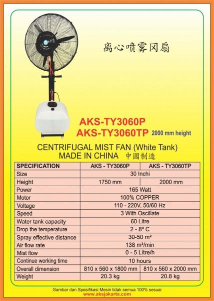 AKS-TY3060P, AKS-TY3060TP