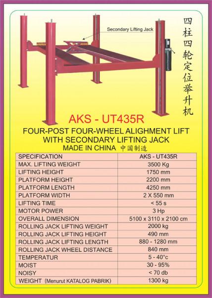 AKS - UT435R