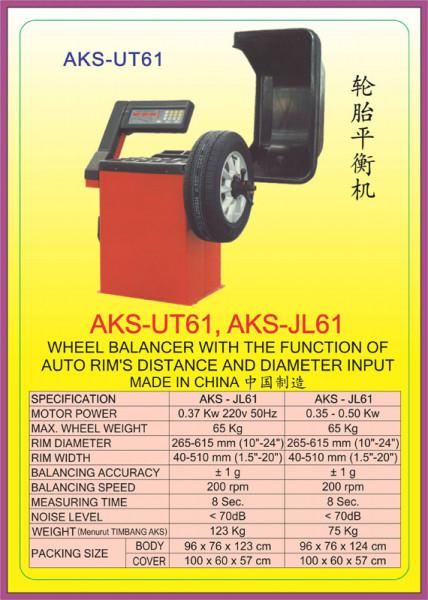 AKS - UT61, AKS - JL61