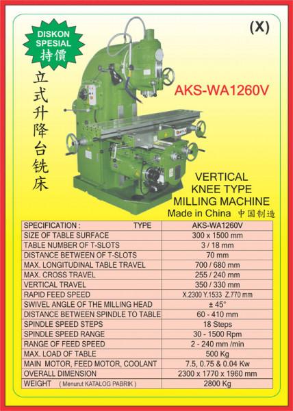 AKS - WA1260V
