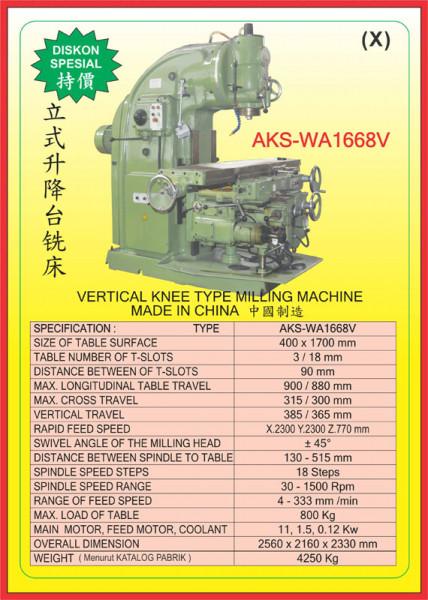 AKS - WA1668V