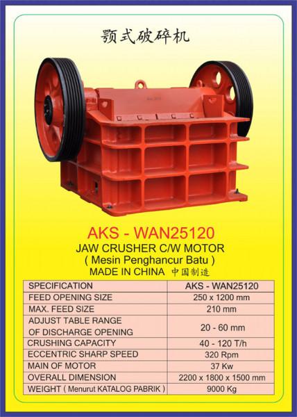 AKS - WAN25120