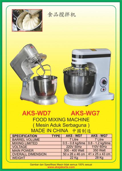 AKS - WD7, AKS - WG7