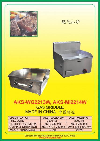 AKS - WG2213W, AKS - MI2214W