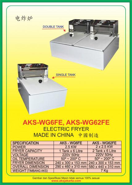 AKS-WG6FE, AKS-WG62FE