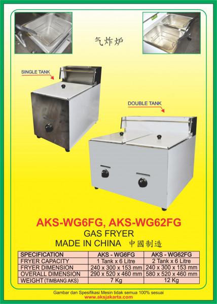 AKS-WG6FG, AKS-WG62FG