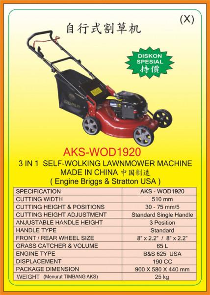 AKS - WOD1920