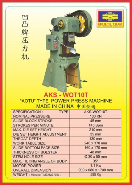 AKS - WOT10T