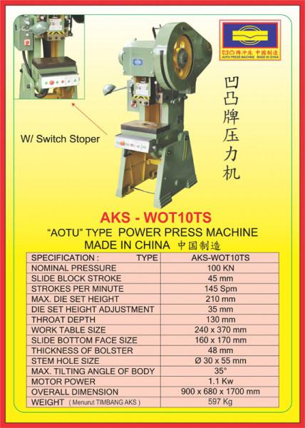 AKS - WOT10TS