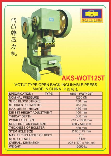 AKS - WOT125T