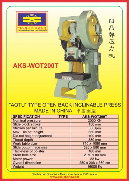 AKS - WOT200T