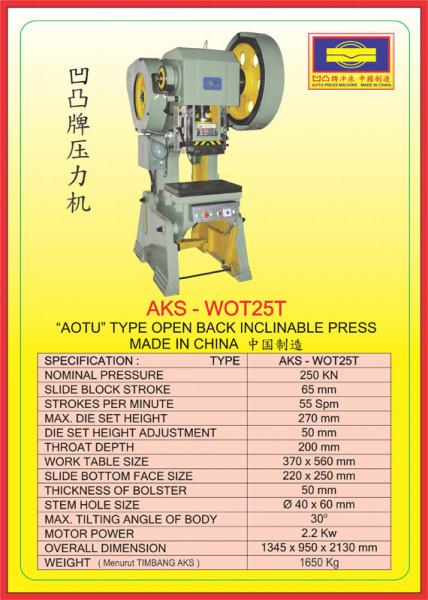 AKS - WOT25T