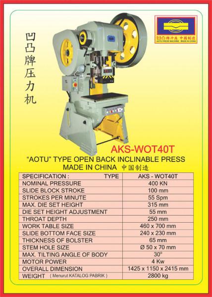 AKS - WOT40T