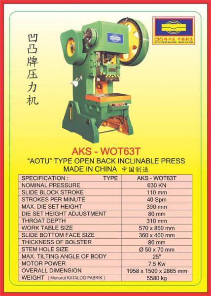 AKS - WOT6.3T