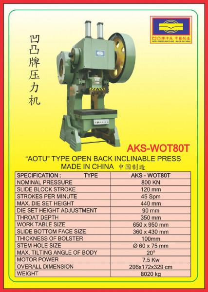AKS - WOT80T