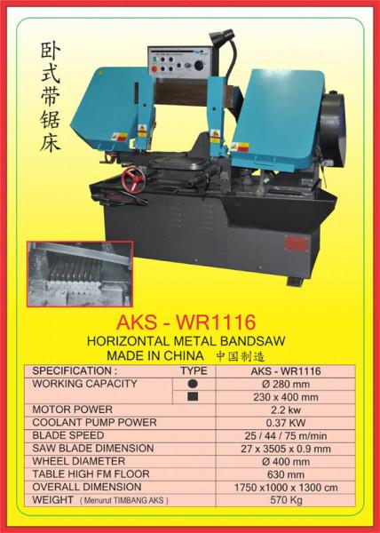 AKS - WR1116