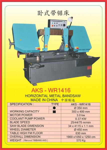 AKS - WR1416